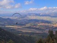 Volo in parapendio in Navarra