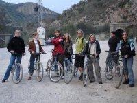 Salidas en grupo por Grazalema
