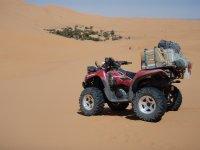 Diversión en las dunas