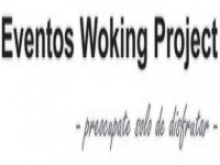 Logotipo de Eventos Woking Project