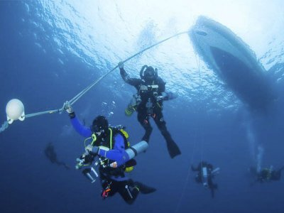 Voucher 5 diving dives San Esteban de Pravia
