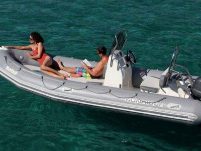Alquiler de barco sin título en Sanxenxo 2 horas