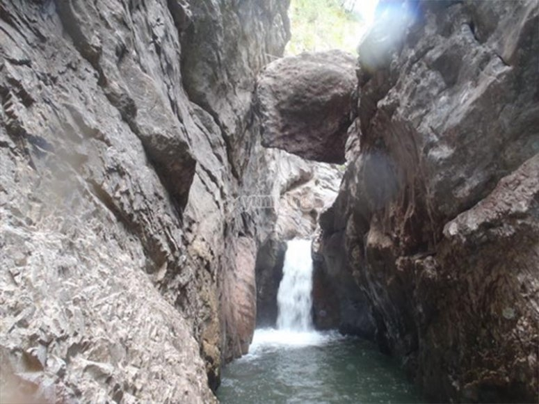 开始我们的峡谷探险