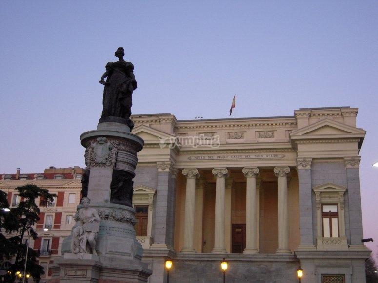 Recorriendo Madrid conociendo su historia oculta