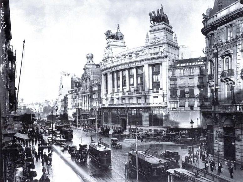Visita guiada sobre espías por Madrid