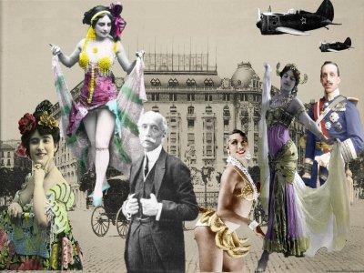 Ruta espías, cupletistas y aristócratas en Madrid