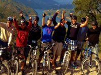 Team Building cyclist in Malaga