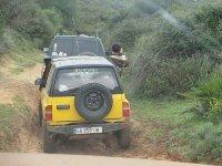 Podremos salvar cualquier accidente del camino