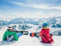 Private snowboard class Astún Station 2h