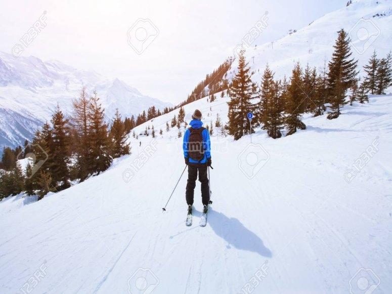 Itinerario sci di fondo