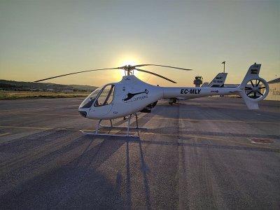 Volo in elicottero su Sabadell 20 minuti