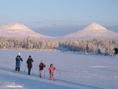 Corso di sci di fondo a Grandvaliria 1h