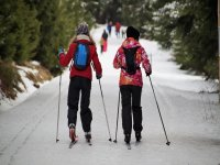 Cross-country skiing in Granvalira