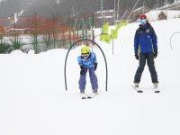 Clase de esquí en Canaro en Soldeu 2 horas