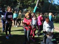Evento de empresa en el parque de la Juliana