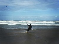 Campo di kitesurf