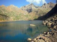 Los Pirineos como marco para despejarse