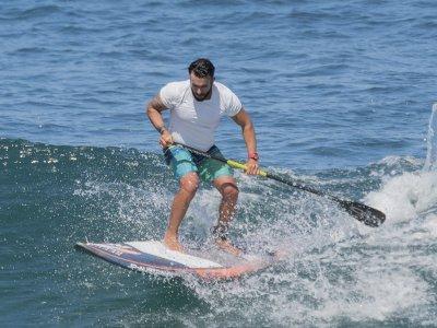 Campamento de paddle surf en costa Teguise 7 días