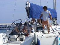Company sailing