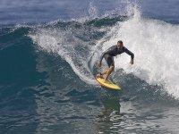 Clases de surf en playa Famara costa Teguise 9 h