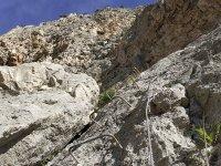 Vía Ferrata El Chorro en Álora dificultad media 4h