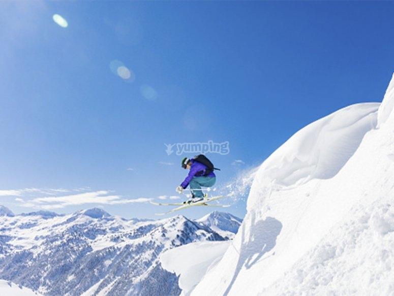 Baqueira Beret滑雪