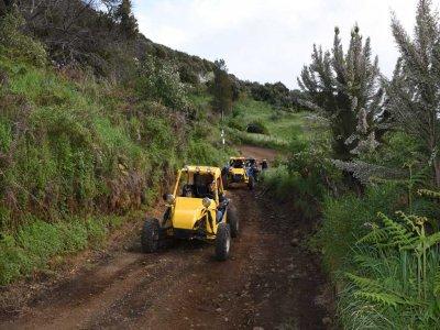 Ruta en buggy por volcanes del sur de La Palma 5 h