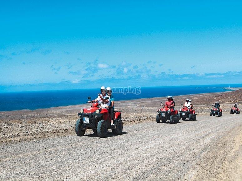加那利群岛四人游