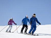 Clase de esquí grupales en Baqueira Beret 3 h