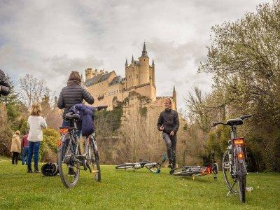 Alquiler bicicleta Mountain Bike en Madrid 1 día