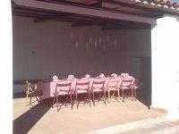 Mesa para grandes comidas