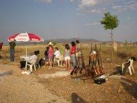 庆祝活动设施面积飞碟射击彩弹实践