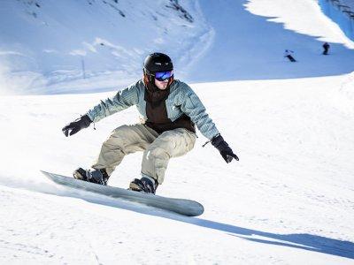 Private snowboard class in Baqueira Beret 2h