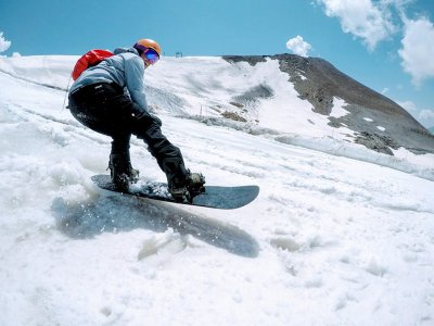 Baqueira Beret的私人滑雪板课程1h