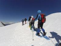 Snowshoeing to Picos de Europa in Valdeón 3 h
