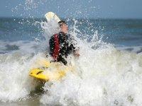 皮划艇波浪