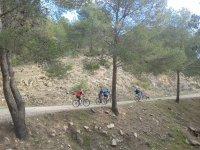 Ciclismo lungo i sentieri di Malaga