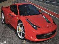 Ferrari F458 Italy
