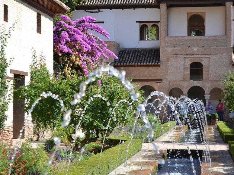 Palacio Generalife