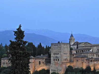 Guided tour of the Alhambra and Nasrid Palaces 3 h