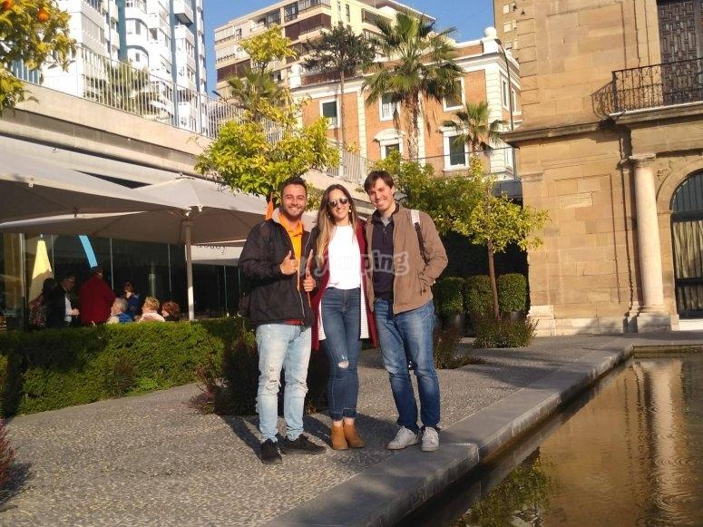 Visit guiada por Málaga