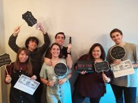 Escape room a domicilio Asalto al Furgón en Madrid
