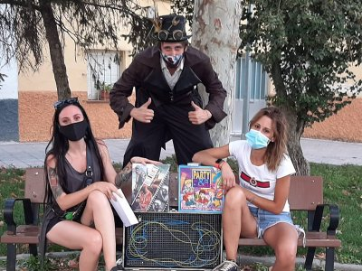 Escape room en Halloween por Majadahonda