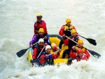 Emociona Rafting