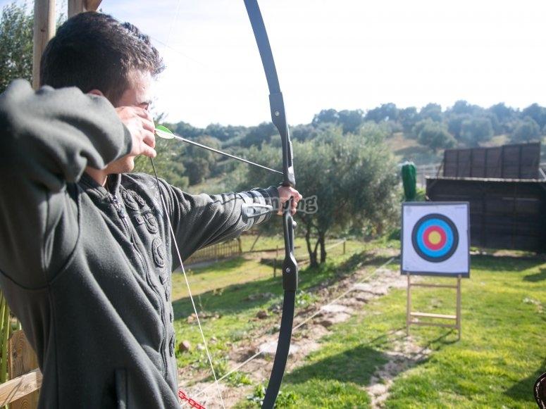 在射箭AlmodóvardelRío