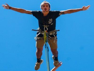 Bungee Jumping a Poveda de la Sierra 1 ora