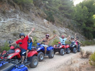 MorairaQuads Team Building