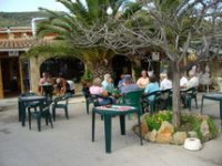 Restaurante en la montana