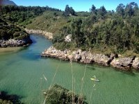 Paddle Surf entre los bosques