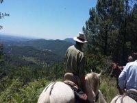 Rutas a caballo para companeros de trabajo